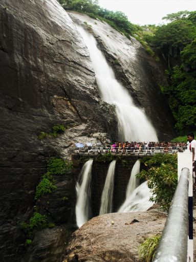 Courttalam Water Fall